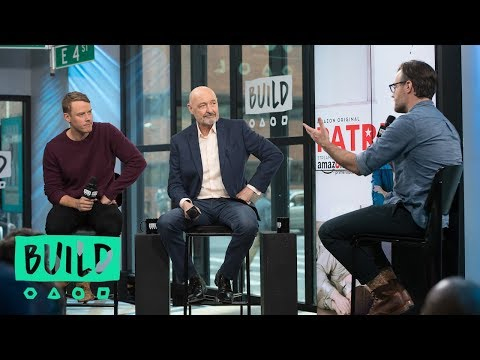 "Michael Dorman & Terry O'Quinn Discuss The Show, ""Patriot"""