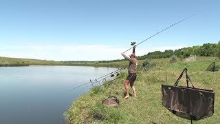 Еще немного о карп-фишинге. О рыбалке всерьез. Выпуск 291 HD