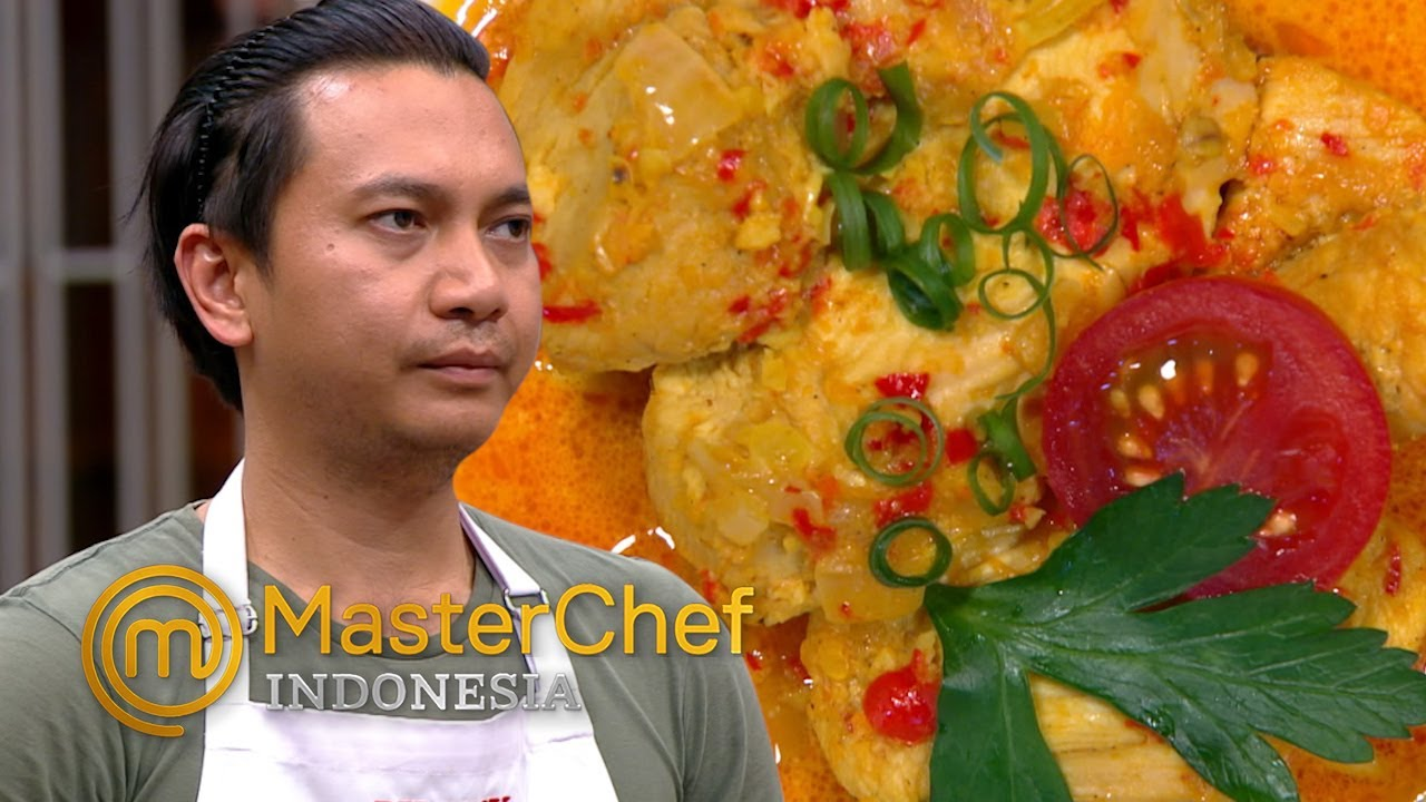 "MASTERCHEF INDONESIA - Menu Vicky Seperti ""Acara Bollywood Subtitle Indonesia"" | Galeri 4"