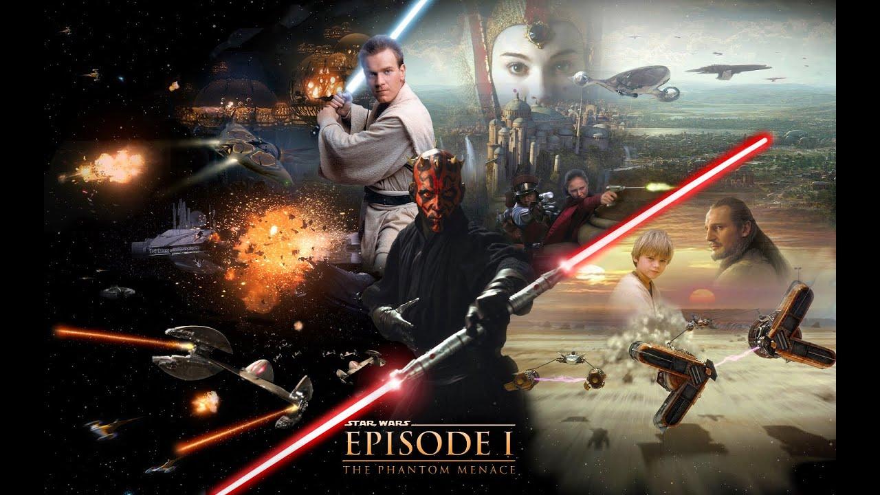 Star Wars Episode I : The Phantom Menace - JogaSempre - YouTube