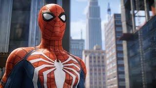 Нарезка под музыку Marvel's Spider-Man (PS4)