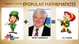 Popular Mathematics: Michael Moore, Rob Ford, Elton John