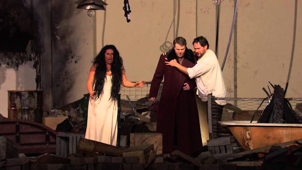 Prince Igor: Trio (Rachvelishvili, Semishkur, Abdrazakov)
