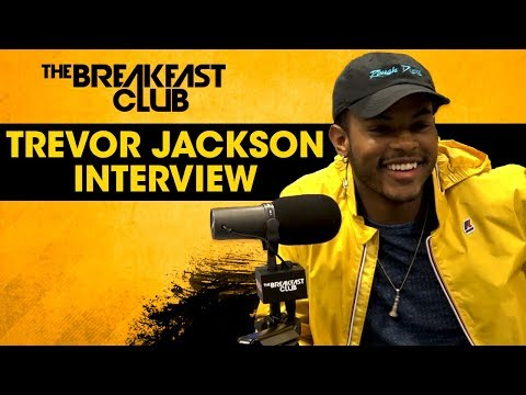 Trevor Jackson Talks Rough Drafts Pt. 1, Superfly, Zendaya + More