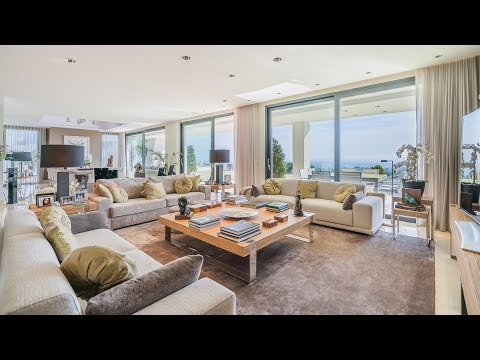 "The Best ""villa sized"" Modern Penthouse in Marbella, Spain 