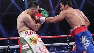 Manny Pacquiao vs. Brandon Rios