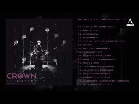 Crown The Empire - The Resistance (Deluxe Edition) Full Album 2015
