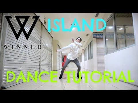 [MIRRORED] WINNER - 'ISLAND' DANCE TUTORIAL