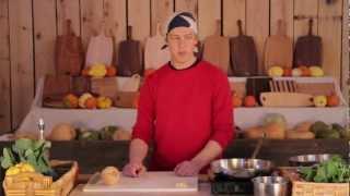 How To Cook Sautéed Mustard Greens --- Green Door Gourmet