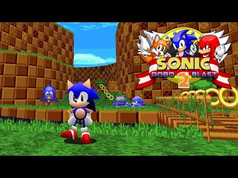 The Best Sonic Fangame Ever Made - Sonic Robo Blast 2 v2.2 - Full Playthrough from YouTube · Duration:  1 hour 31 minutes 10 seconds