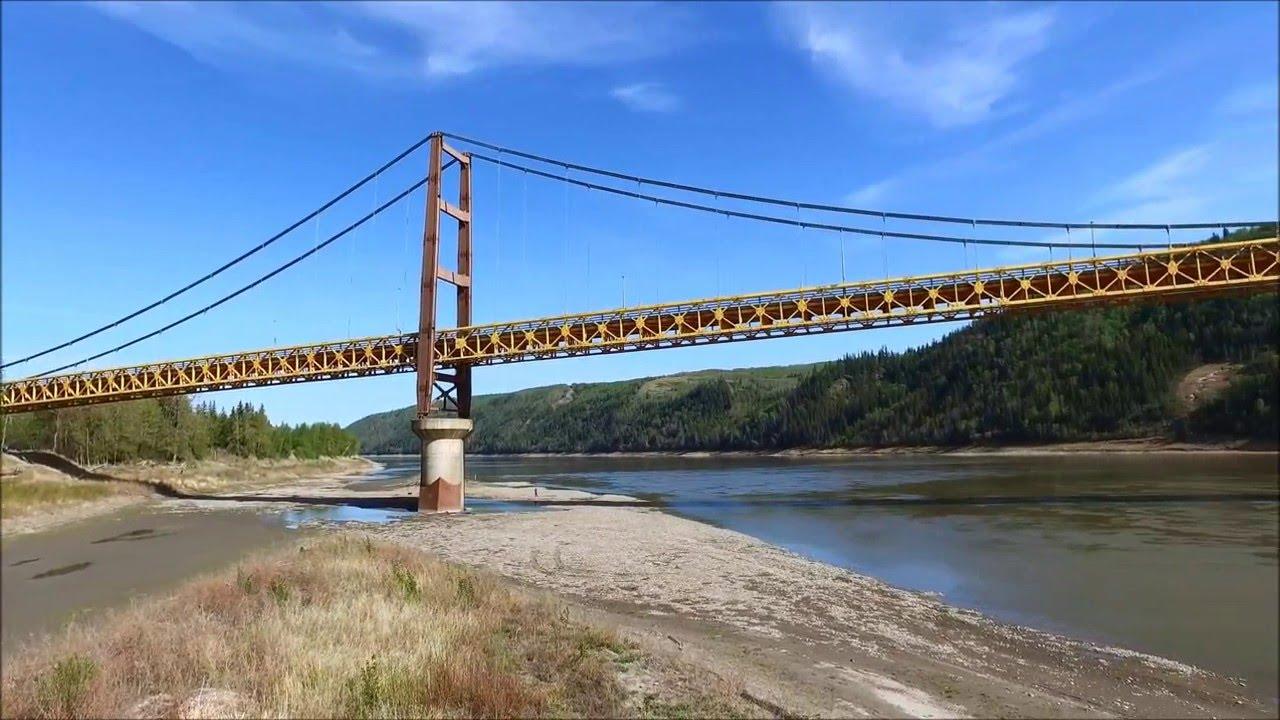 Dunveagan bridge