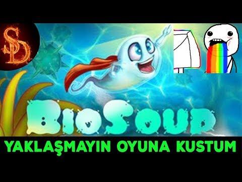 Kusturan Oyun - Bio Soup İnceleme - Nasıl Oynanır Türkçe