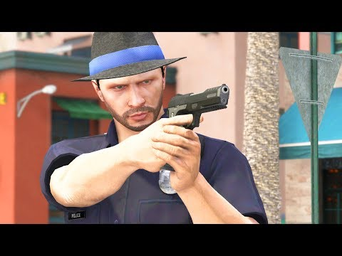 AMAZING POLICE WORK CAUGHT ON CAMERA! GTA 5 Roleplay