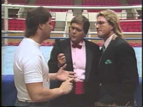 Chris Adams And Terry Taylor Interview 5/87