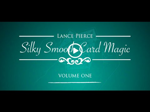 Image result for Silky Smooth Card Magic by Lance Pierce (2 DVD)