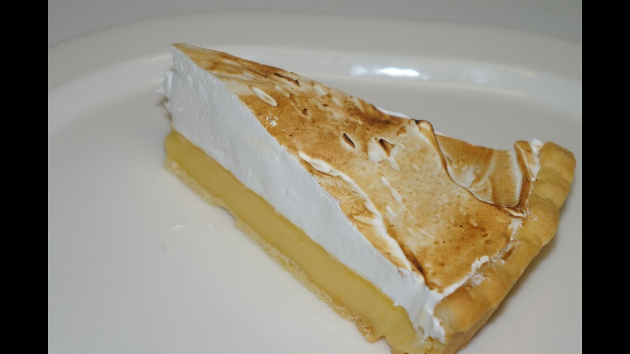 Tarte au citron meringu e facile cuisinerapide youtube - Tarte au citron meringuee facile ...