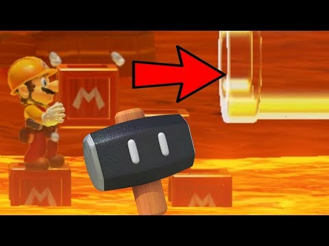 Super Mario Maker 2 🔧 Between The Hammer And The Crate 🔧 Looygi