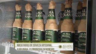 Nueva marca de cerveza artesanal, Alma Brava, es producida en Rionegro