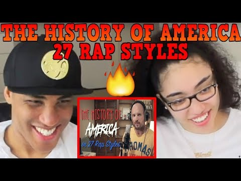 The History of America...Told in 27 Rap Styles Mac Lethal REACTION | MY DAD REACTS