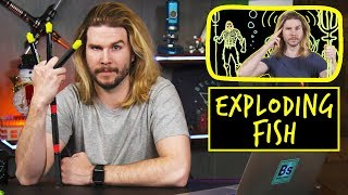 Exploding Fish | Because Science Footnotes
