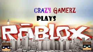 Roblox #1 Mystery Murderer   Death Run   CrazyGamerz