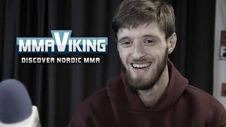 Joachim Tolefssen IRFA 9 Pre Fight Interview