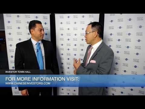 ChineseInvestors.com (CIIX) at the Crypto Invest Summit 2018