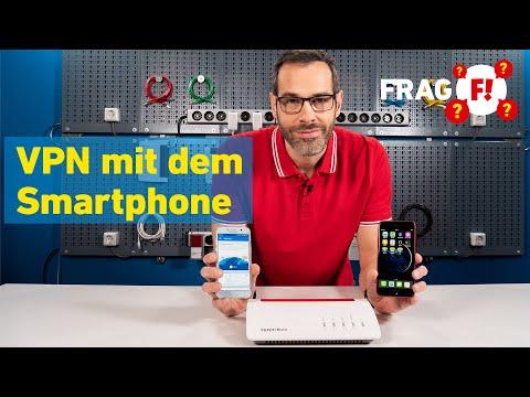 VPN: Mit Smartphone von unterwegs auf die FRITZ!Box | Frag FRITZ! 020