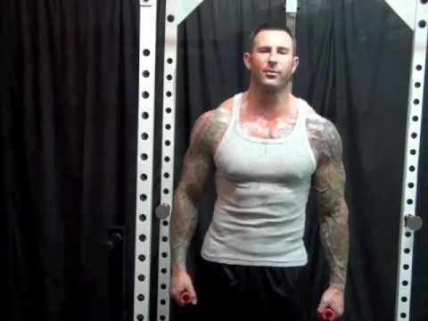 Abs Workout With Bands by Jim Stoppani - YouTube