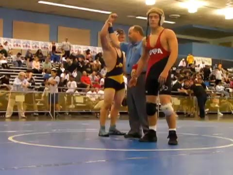 California Cadet Freestyle State 2008 USA Wrestling