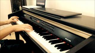 Howl's Moving Castle Theme - Kyle Landry (Piano Solo)