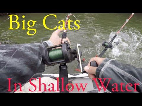 Fall Catfish With Chatt Cats Fishing