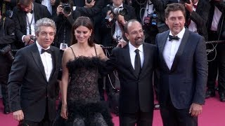 Penelope Cruz, Javier Bardem and more on the red carpet for the Premiere of Everybody Knows in Canne