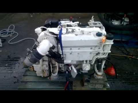 Volkswagen TDI-150 Marine Diesel Engine Package