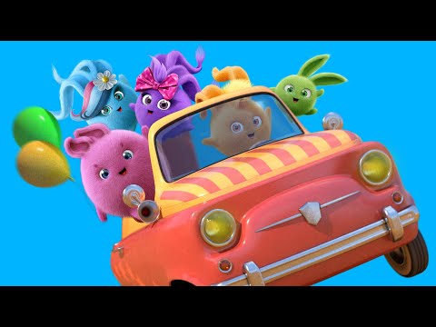 SUNNY BUNNIES - Sunny Circus Stars | Season 5 | Cartoons For Children