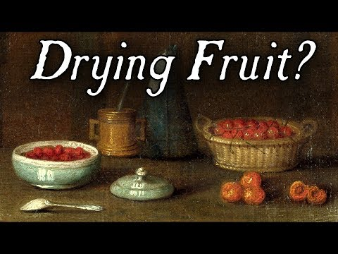 Q&A - Fruit Preservation In The 1700's