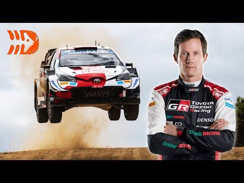 Sébastien Ogier WINS Rally Italia Sardegna 2021