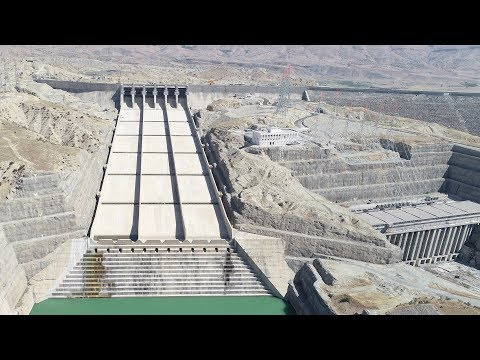 Ilısu Barajı Ve HES Projesi