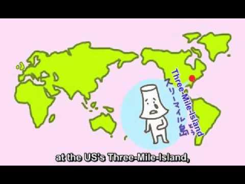 (Subbed) Nuclear Boy  うんち・おならで例える原発解説