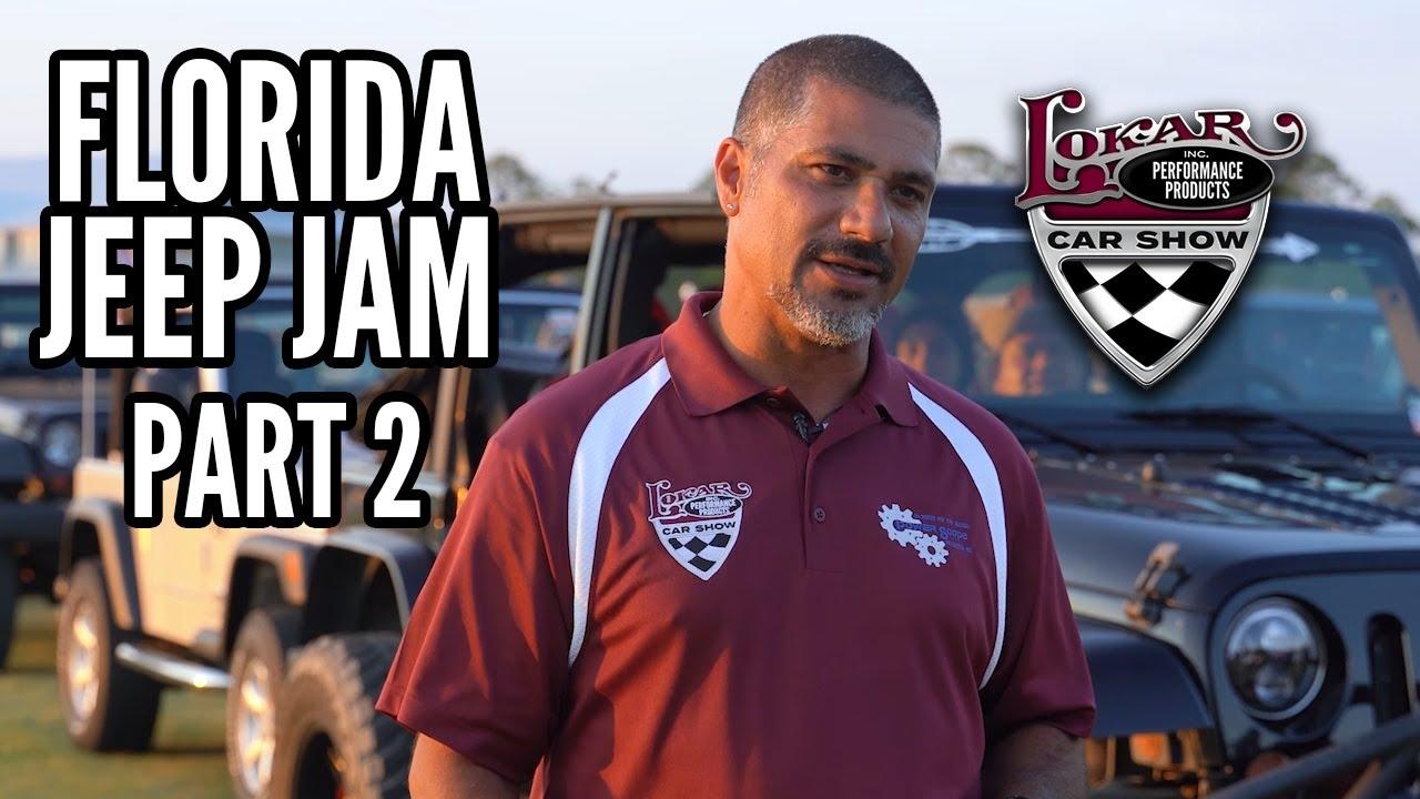 Download Lokar Car Show - Season 5, Episode 4 - Florida Jeep Jam (Part 2)