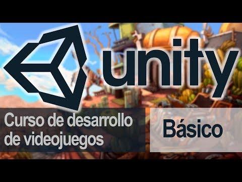 Curso Basico De Desarrollo De Videojuegos Con Unity 3D