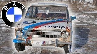 BMWaz 210M1 Test-Drive neAdecvat