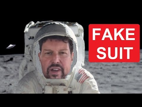 Flat Earth | Space Suits Are Fake thumbnail