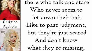 Christina Aguilera - Still Dirrty (Lyrics On Screen)