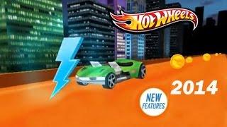 Juego De Autos 43: Hot Wheels Track Builder 2014 NEW FEATURES