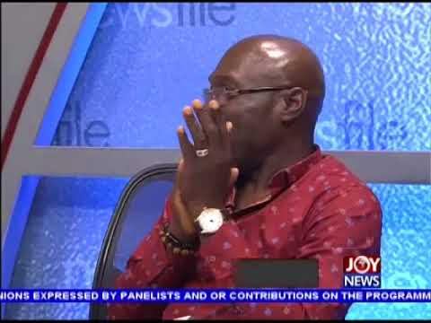 Maritime Dispute Ruling - Newsfile on JoyNews (30-9-17)
