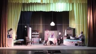 ILYE   Семейный портрет с посторонним   Яранский драматический театр им  Б  А  Л