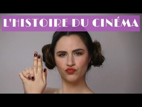 L'HISTOIRE DU CINÉMA - En maquillage