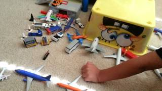 My toy airport 1