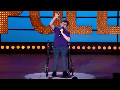 Jack Carroll from Britain's Got Talent - Live at the Apollo